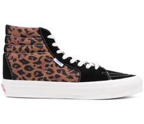 OG High-Top-Sneakers mit Leo-Print