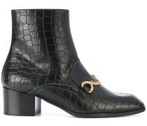 Stiefel mit Kettendetail