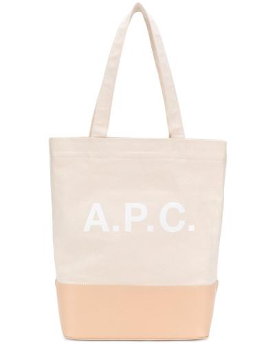 A.P.C. Damen A.P.C. Shopper mit Logo