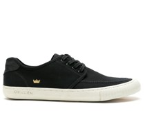 canvas Deck sneakers