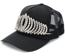 jewelled tiara cap