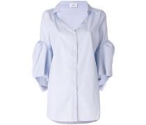plain open chest shirt