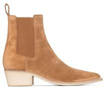 Spitze Chelsea-Boots