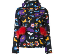 "- Kapuzenjacke mit ""Wonders""-Design - women"