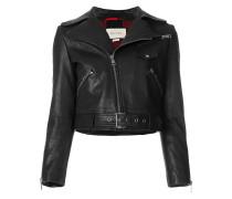 insect biker jacket
