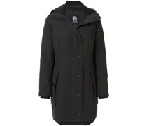 Parka mit Logo-Patch