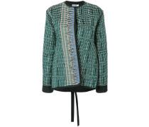 bouclé-tweed jacket
