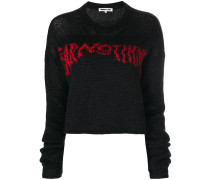 'Fear Nothing' Pullover