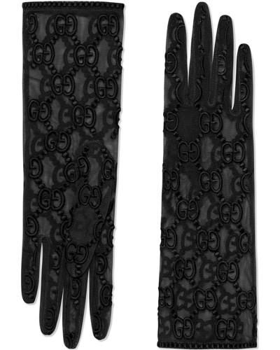 Handschuhe mit GG-Logo