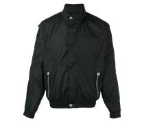 Jacke mit geknöpftem Kragen - men
