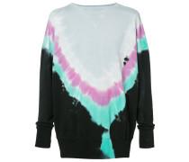 Sweatshirt mit Batik-Effekt - men