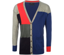 Cardigan in Colour-Block-Optik - women