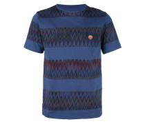 T-Shirt mit Streifen - men - Baumwolle - XXXL
