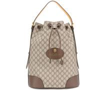 GG Supreme drawstring backpack