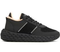 'Urchin' Sneakers mit Netzeinsätzen