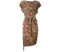 Kleid mit Leoparden-Print - women - Viskose - L