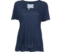 T-Shirt mit rundem Ausschnitt - women