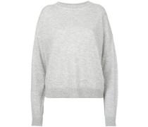 Pullover mit Kontrastnähten - women