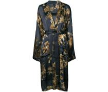 ormalu print robe dress