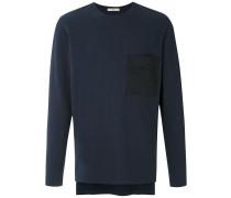 'Piquet' Langarmshirt