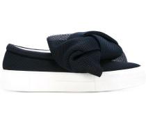 Sneakers mit Netzschleife