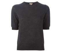 'Lushy' Pullover mit kurzen Ärmeln