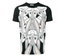 bunny print T-shirt