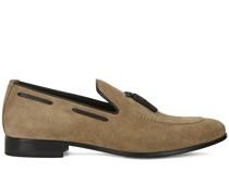 'Thymus' Loafer aus Wildleder