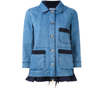 Houx denim jacket - women
