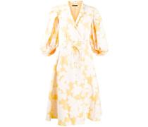 'Belinda' Jacquard-Kleid