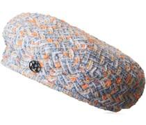 Flore Tweed-Baskenmütze