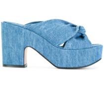 'Esther' Jeans-Sandalen