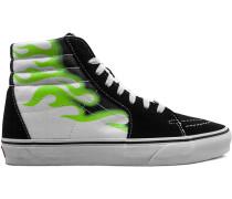 'Flame Sk8-Hi' Sneakers