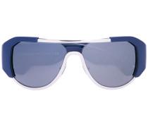 - 'Runway' Sonnenbrille - men - Acetat/Metall