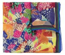 Schal mit Wüsten-Print