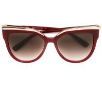 'Cat Eye Rim' Sonnenbrille