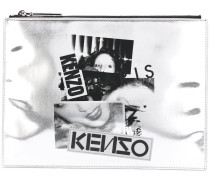 'Antonio Lopez' Clutch - women - Leder