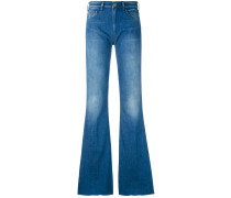 flared jeans - women - Baumwolle/Elastan - 26