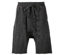 Shorts mit tiefem Schritt - men