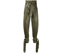 Tapered-Hose mit Bindegürtel