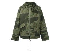 'Season 3' Camouflage-Jacke