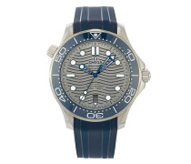 Pre-owned Seamaster Diver Co-Axial Master Chronometer Taucheruhr, 42mm