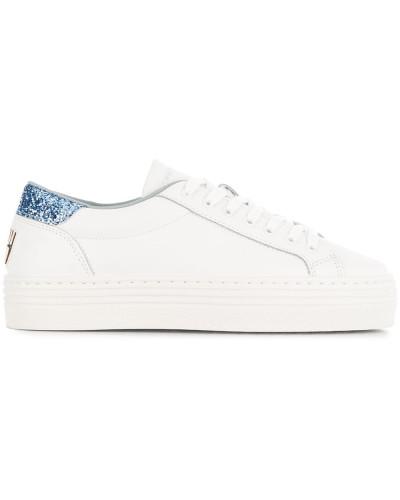 Sneakers mit Glitter