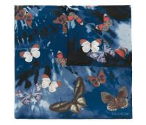Garavani 'Jamaican Butterflies' Seidenschal