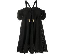 Minikleid aus Spitze