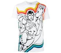 """T-Shirt mit """"Superman""""-Print - men - Baumwolle"""