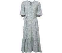 - Seidenkleid mit floralem Muster - women - Seide