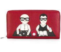 designer's patch wallet
