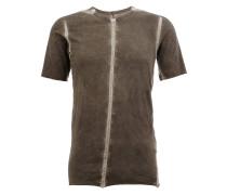 T-Shirt mit markanten Nähten - men