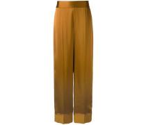 Hose mit weitem Bein - women - Viskose - 42